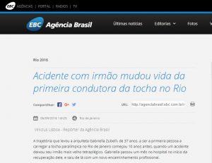 Gabriella Zubelli - EBC Agência Brasil